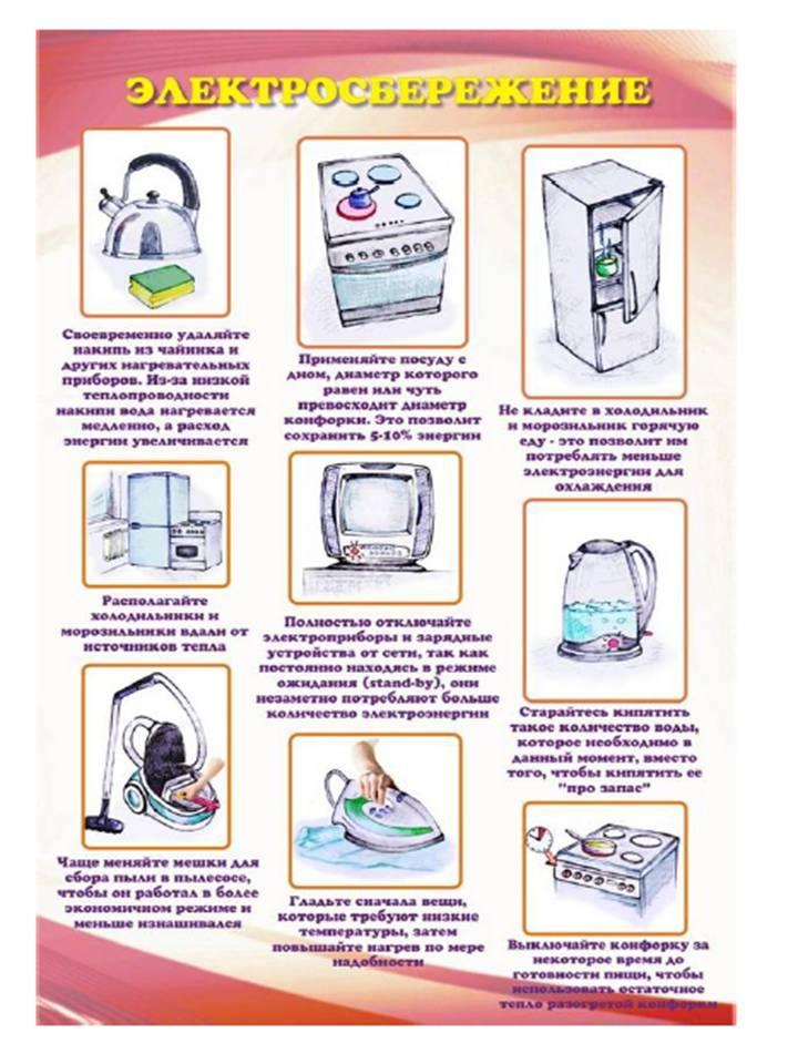 Электросбережение